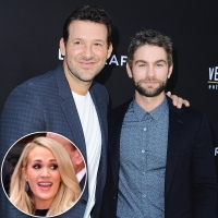 Chace Crawford Tony Romo Carrie Underwood
