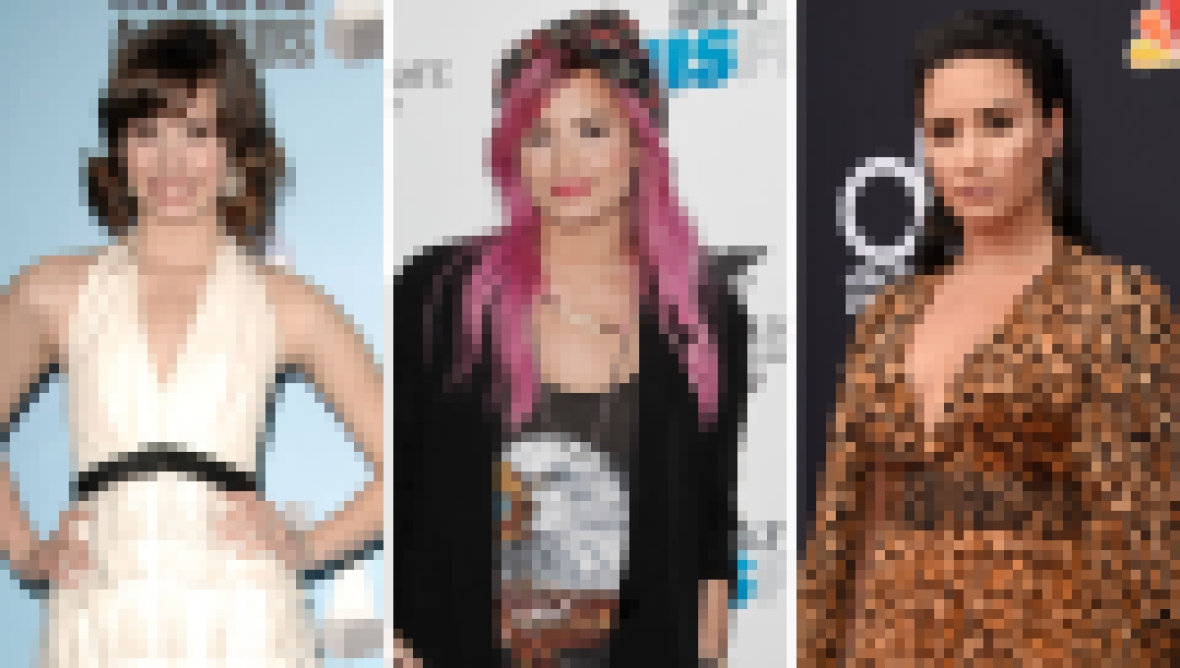 Demi-Lovato-through-the-years