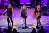 Pistol Annies Performing on Stage in NYC