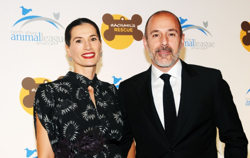 ExclusiveMatt Lauer Is 'Ready to Move on' Following Annette Roque Divorce: He 'Has Some Closure'