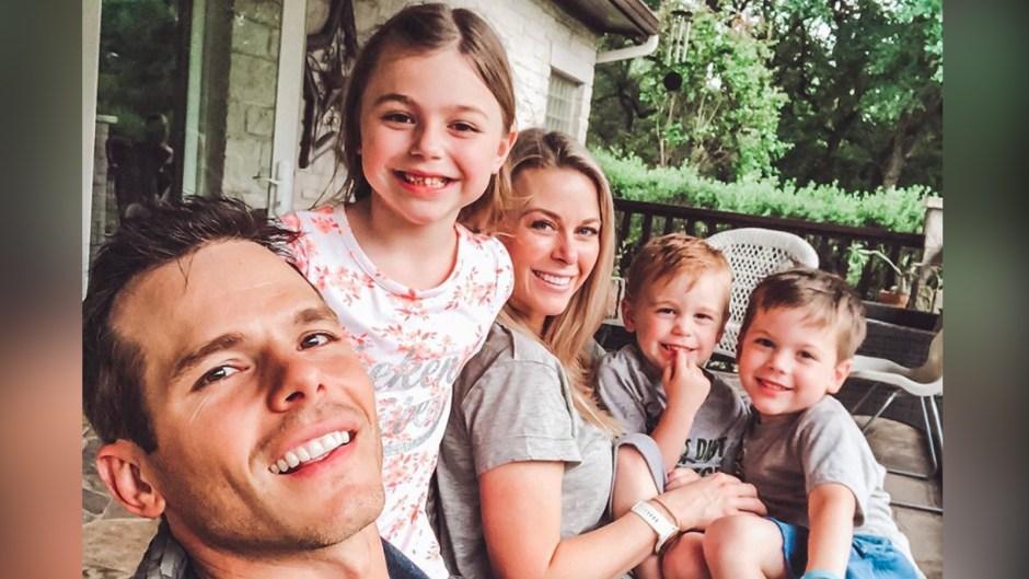Granger Smith Amber Selfie Kids
