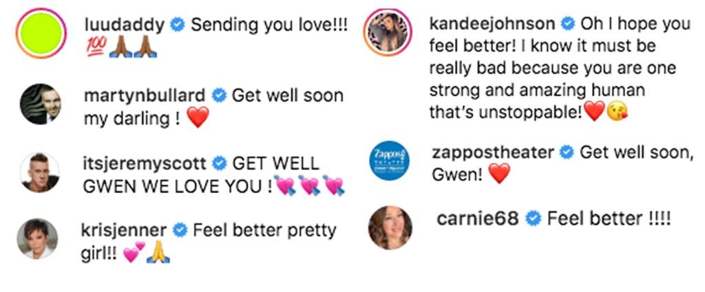 Gwen Stefani Cancels Las Vegas Show Illness