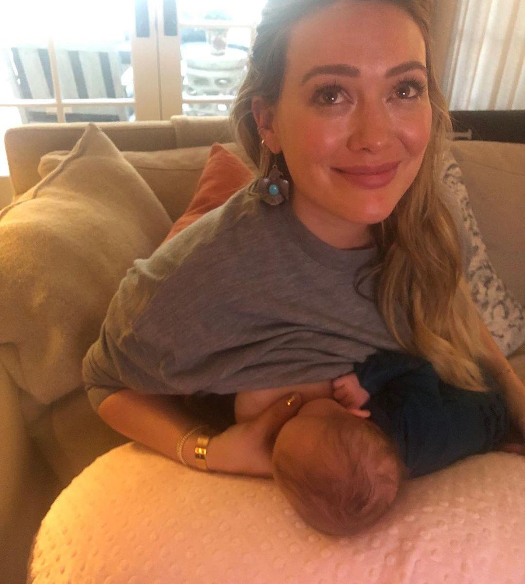 Amy Schumer Tit Pics celebrity breast-feeding clapbacks: stars who know that fed