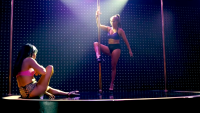 Jennifer Lopez Teaches Pole Dancing in 'Hustlers'