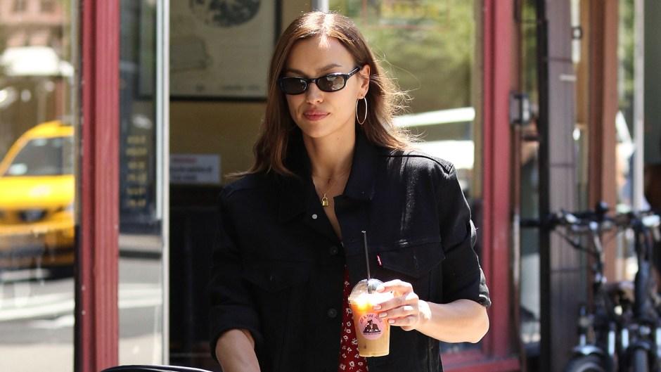 Irina Shayk daughter New York