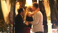 Jennifer Aniston Seen Kissing a Mystery Guy in Los Angeles