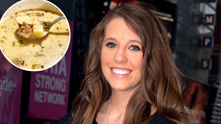 Jill Duggar Chunky Kale Soup Making Us Queasy