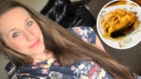 Photo of Jill Duggar's Cooking on top of Photo of Jill Duggar