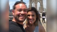 Jon Gosselin Brooklyn Bridge Colleen 105 Degree Heat