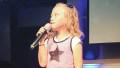 Josie Duggar sing national Anthem