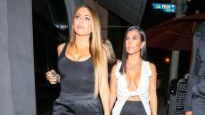 Kourtney Kardashian Wasn't Surprised By Cheating Scandal