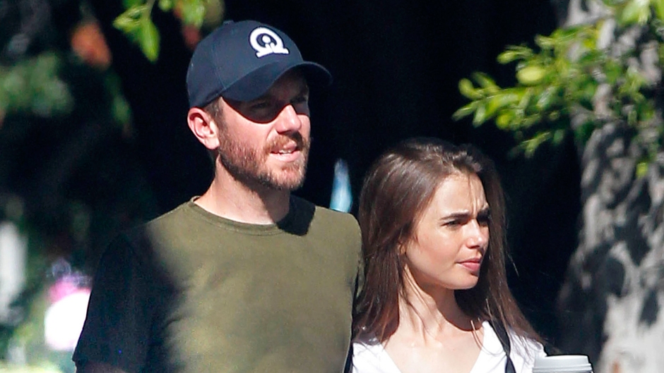 Lily Collins Charlie Mcdowell