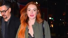 Lindsay Lohan Australian Accent Instagram People Feelings