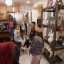 Little Women LA Cast Arguing in Tonya's Kitchen