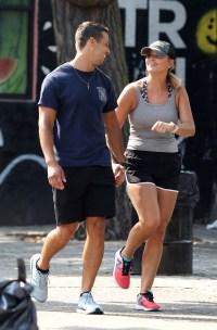 Miranda Lambert Walking Around NYC in Gym Clothes With Her Husband Brendan McLoughlin