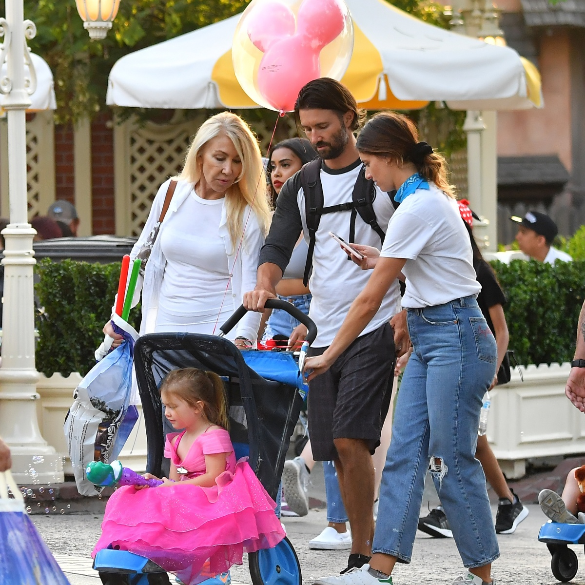 Brandon Jenner Spotted With New GF After Finalizing Divorce