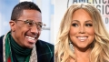 Nick Cannon Mariah Carey BottleCapChallenge