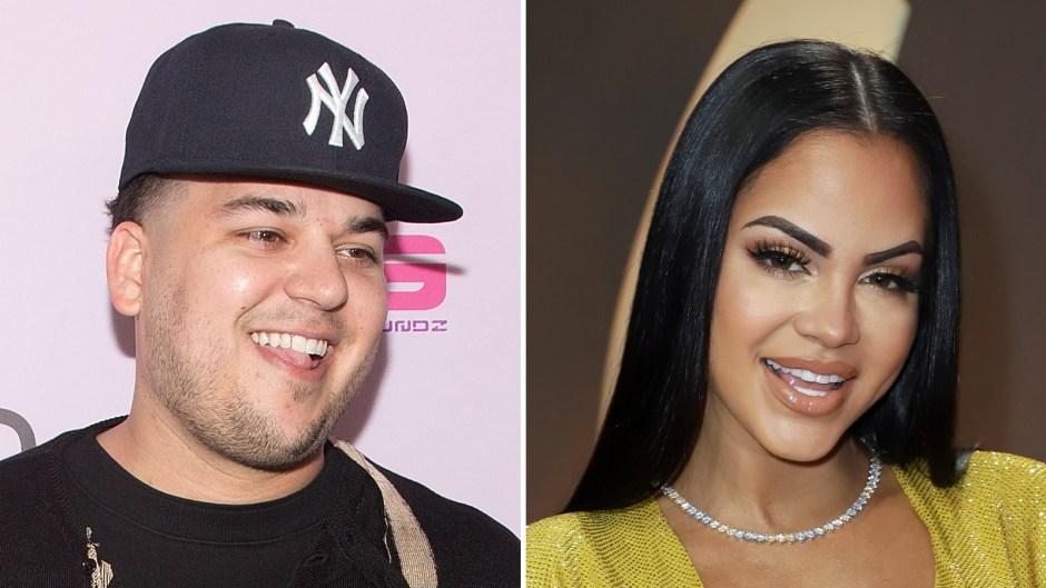 Rob Kardashian Flirting Natti Natasha Queen Twitter