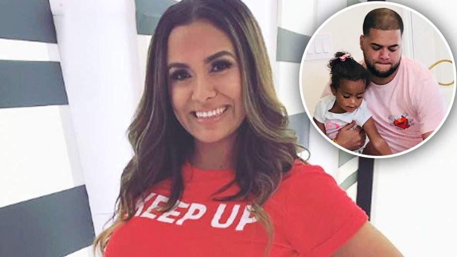 Teen Mom Briana DeJesus Shades Baby Daddy Luis