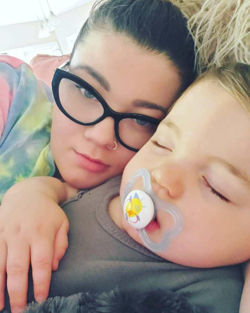 Teen Mom OG Amber Portwood James