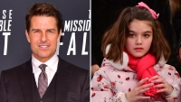 Tom Cruise Relationship Suri Not scientologist