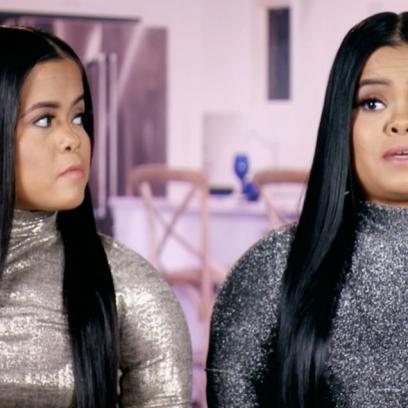 Twinz Roll Their Eyes on Little Women: Atlanta