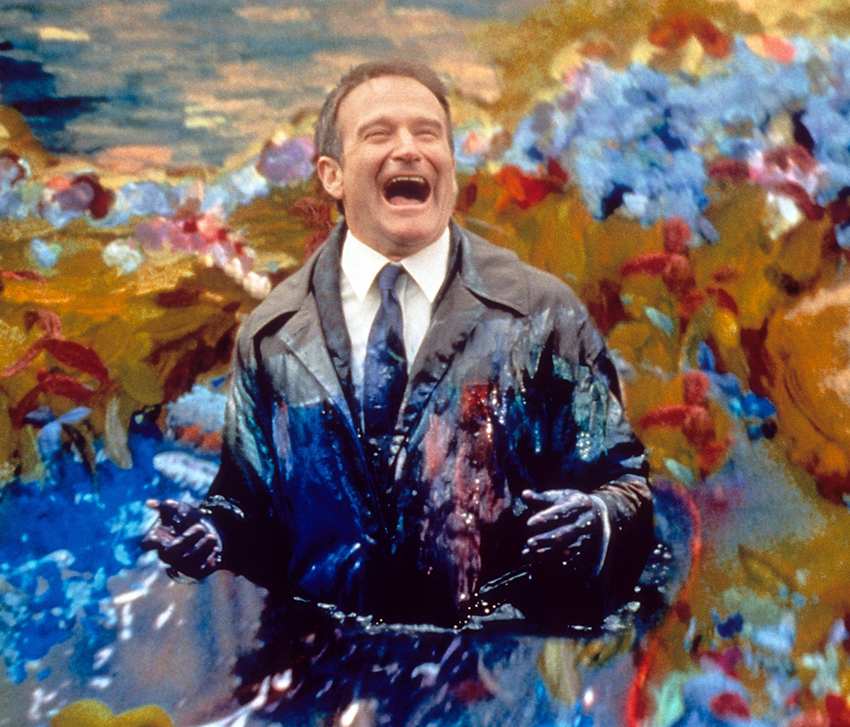 Robin Williams' Most Iconic Roles, From the Genie to Mrs. Doubtfire and More