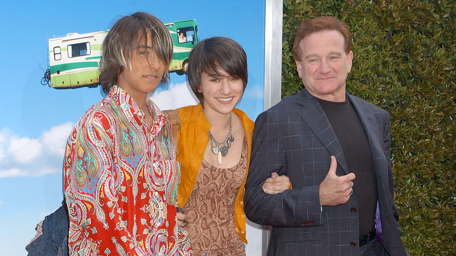 Robin Williams Son Gets Married On The Late Actor S Birthday