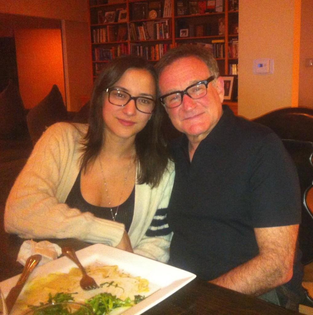 Zelda Williams Cody Married Robin Williams Birthday