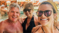 matt roloff and caryn chandler with brittany chandler