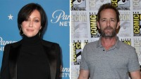 shannen doherty joins riverdale for luke perry tribute