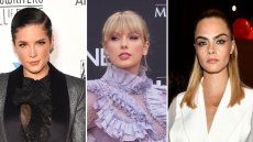 Halsey, Taylor Swift and Cara Delevigne