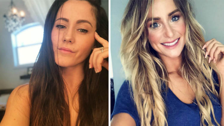 'Teen Mom 2': Leah Messer Claps Back At Jenelle Evans
