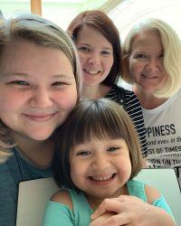 90 Day Fiance Nicole Daughter May School America
