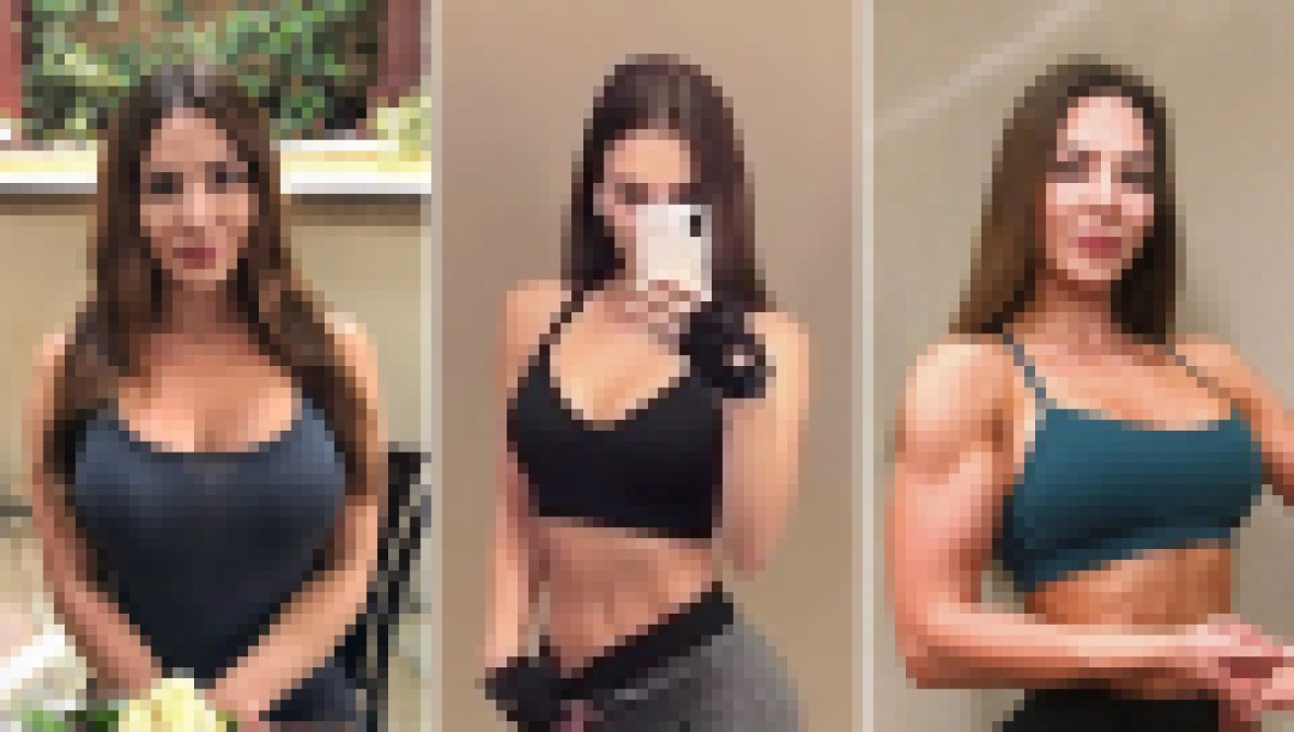 Anfisa Nava's Journey From Reality Star to Bodybuilder