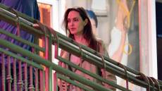Angelina Jolie in LA After Returning From Asia