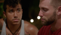 Justin Watches Max Cry on 'Are You The One' Season 8 Episode 10