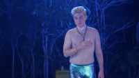 Kai Shirtless in Shiny Pants on 'Are You The One' Season 8, Episode 9