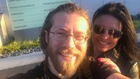 Bam Bam Brown and Girlfriend Allison Kagan Take Selfie