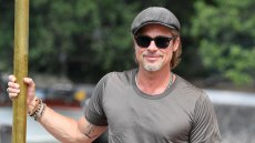 Brad Pitt Has a New Tattoo Next to the One He Got for Angelina Jolie
