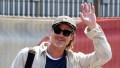 Brad Pitt Smiles 76th Venice Film Festival Italy
