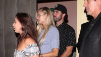 Brody Jenner Out With Josie Canseco at His Birthday Party