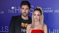 Brody Jenner and Kaitlynn Carter on Red Carpet