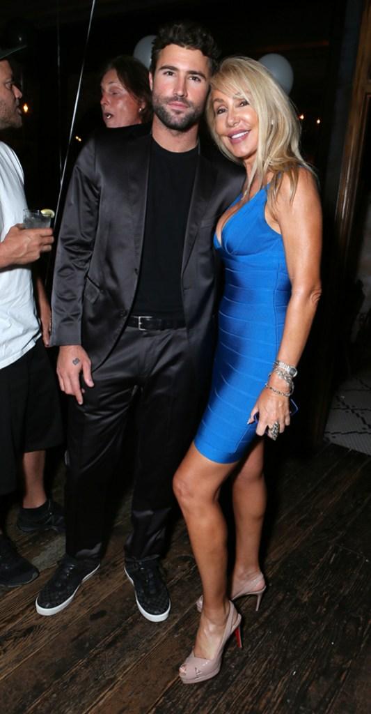 Brody Jenner Linda Thompson Kaitlynn