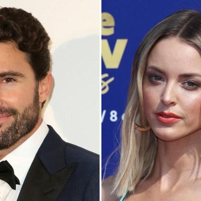 Brody Jenner Parties Vegas Split Kaitlynn Carter