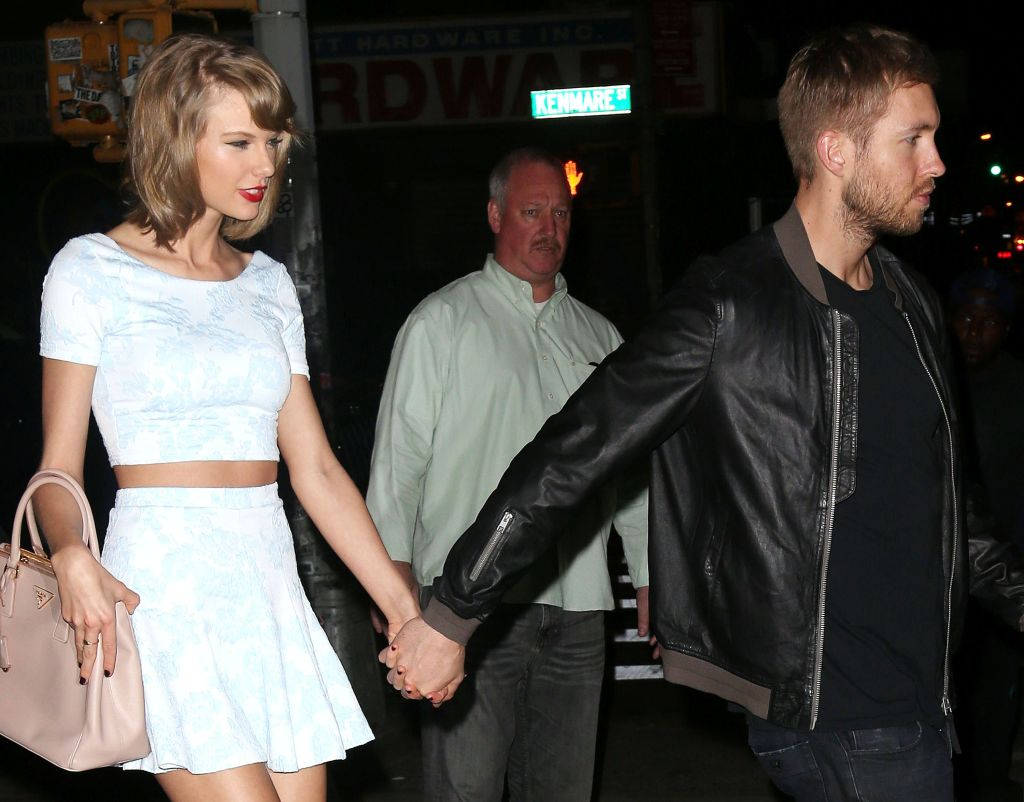 Taylor Swift Seemingly Calls Out Ex Calvin Harris on Her New Track 'I Forgot That You Existed'
