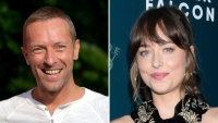 Chris Martin Dakota Johnson Post Split Date Night