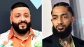 DJ Khaled Grateful To Work With Nipsey Hussle