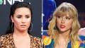Demi Lovato Shade Taylor Swift VMAs 2019 Beefing Over Diss