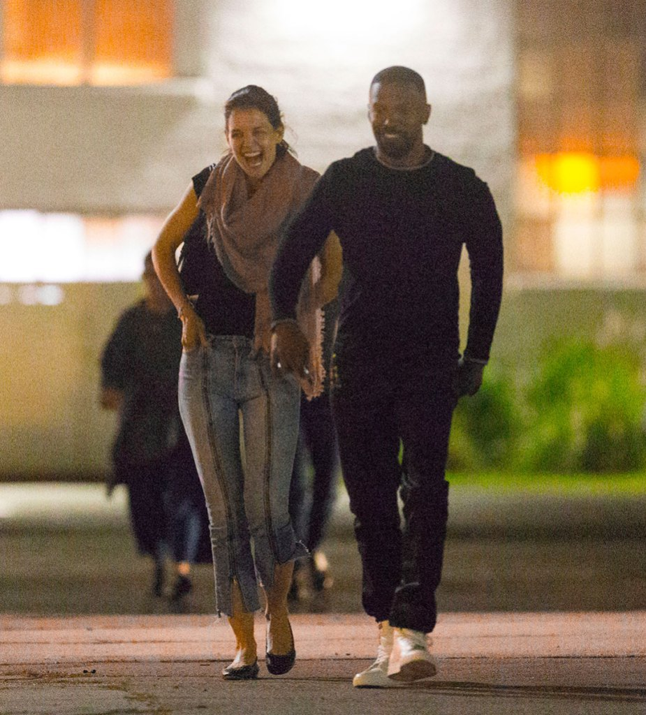 Dig at Katie Holmes? Jamie Foxx Posts About Being 'Real' on Instagram Following Split: 'No Fake Love'